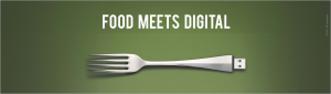 FOOD MEETS DIGITAL